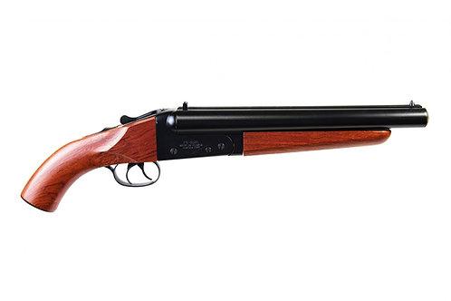 Double-Barrel Shotgun (firing version)