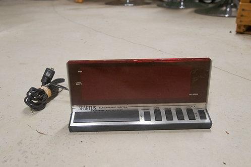 80s Hi Tech Alarm Clock