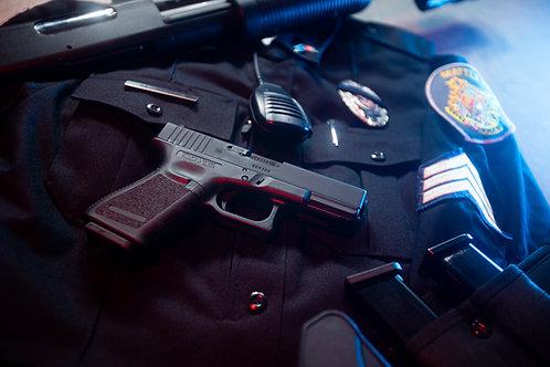 Glock 19 (firing model)