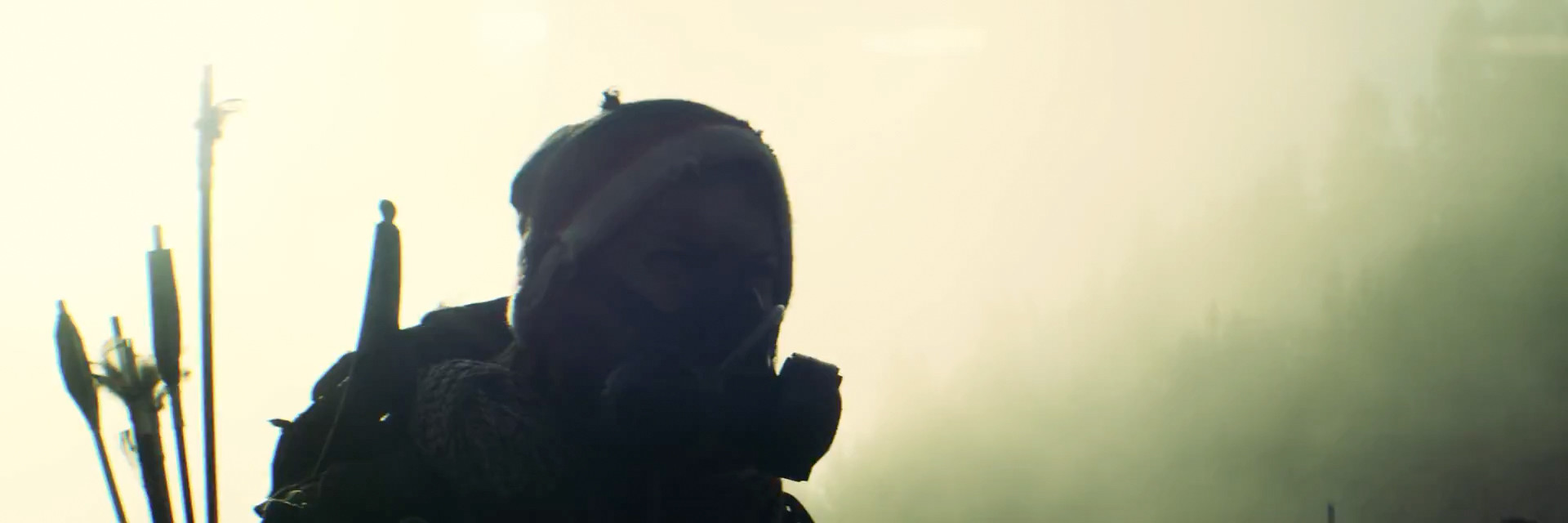 """Modified gas mask for Devin Sinha's """"Coming Home"""" music video, directed by Sam Nuttman."""