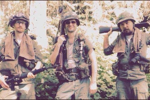 US Vietnam War Army, Marine or MACVSOG