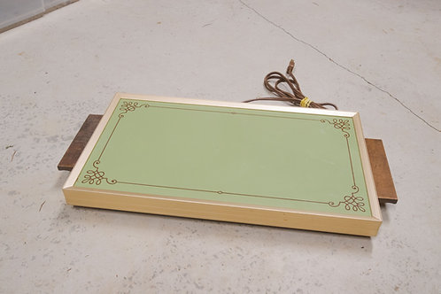 Cornwall Electric Warming PLate (1974)
