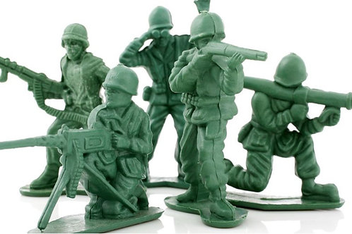 Army Men (x100)