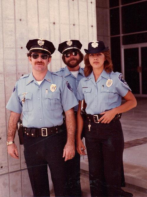 70s/80s Police Officer