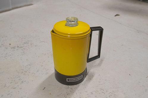 50s Travel Coffee Heater & Percolator