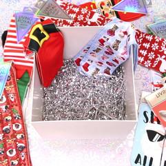 Living Royal Holiday Socks Unboxing Ad
