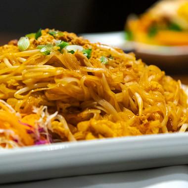 Pad Thai (Chicken) - Thai Wisdom Bistro