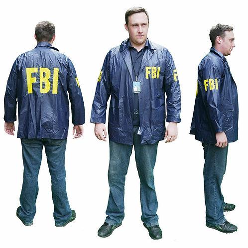 FBI Windbreaker