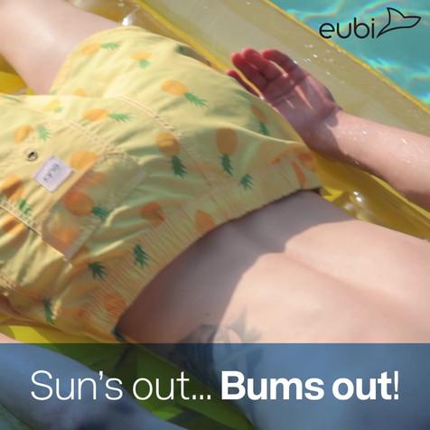 Eubi Swimwear Facebook Spot