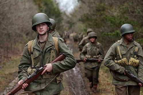 WWII US Army Infantry
