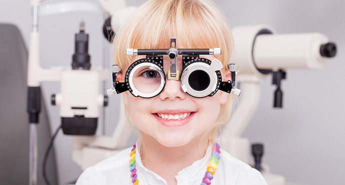 Pediatric Optometry and Vision Care  Advice for children having headaches when reading or doing school work