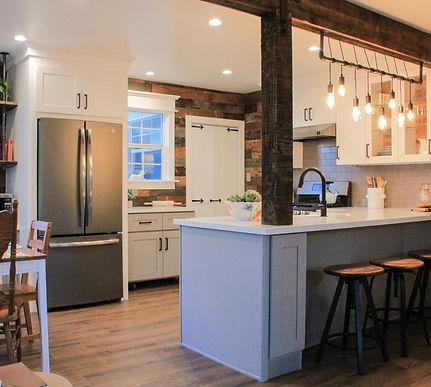 HGTV, House Hunters Renovation, kitchen design