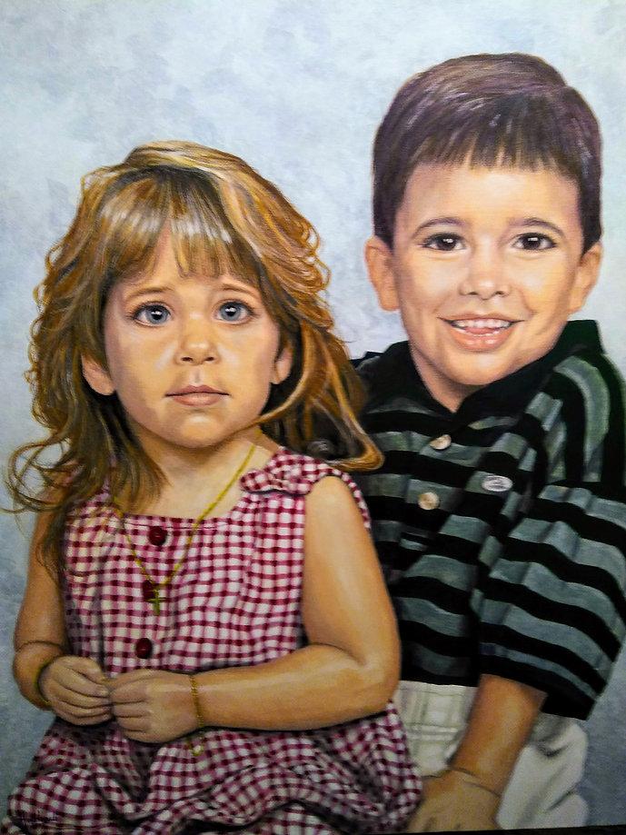 Portraits, Broward and Palm Beach counties
