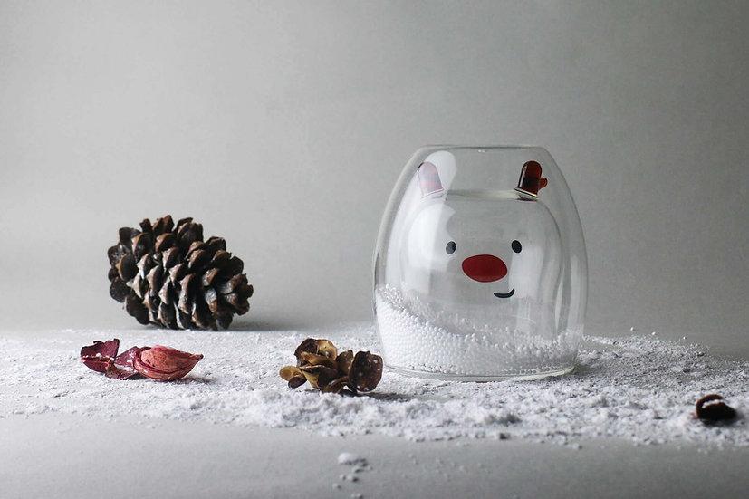 「ルドルフ」雪あり
