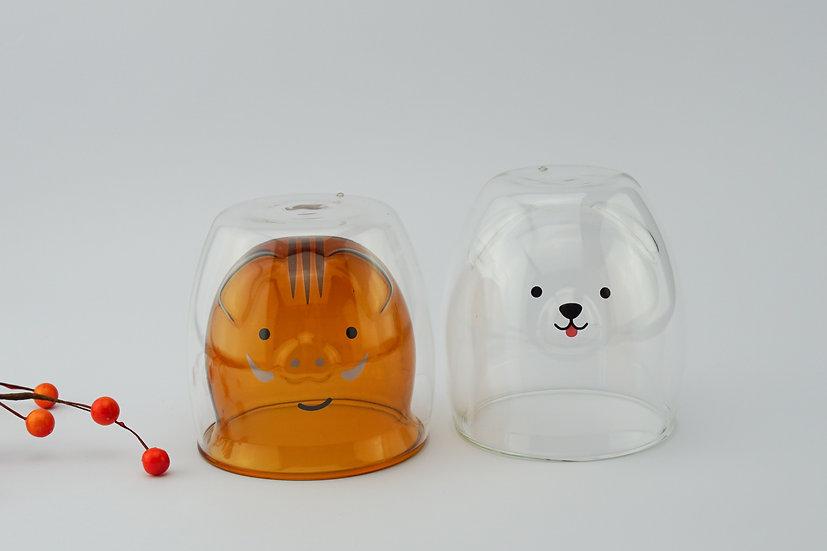 「Japanese Pig & Taremimi Dog 」