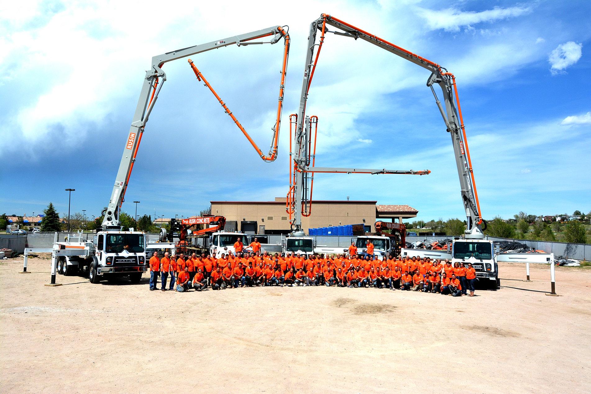 Concrete Contractor in Colorado Springs