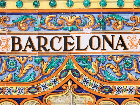 Intro to the 2021 Barcelona Destination Shoot