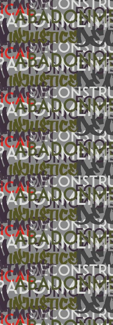 Economical Typography Print