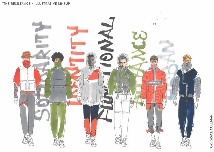 Illustrative Line Up