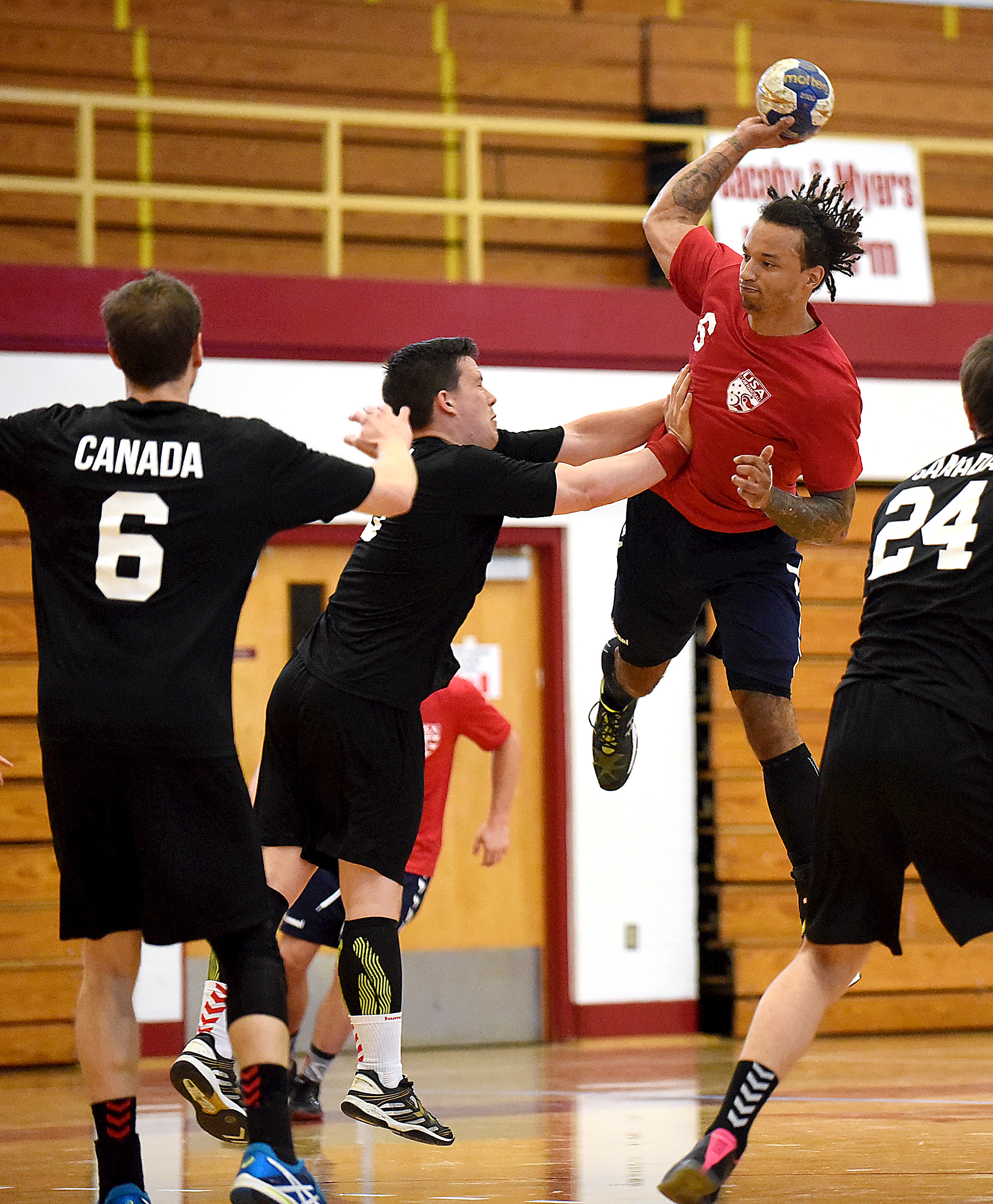 0611 state games handball