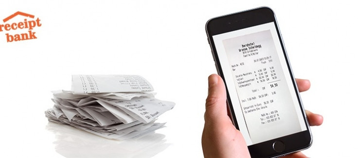 By using ReceiptBank you can throw away your receipts and stil;l be 100% ATO compliant