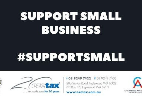 #Support Small Business