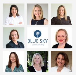 Blue Sky Career Consulting - International Women's Day