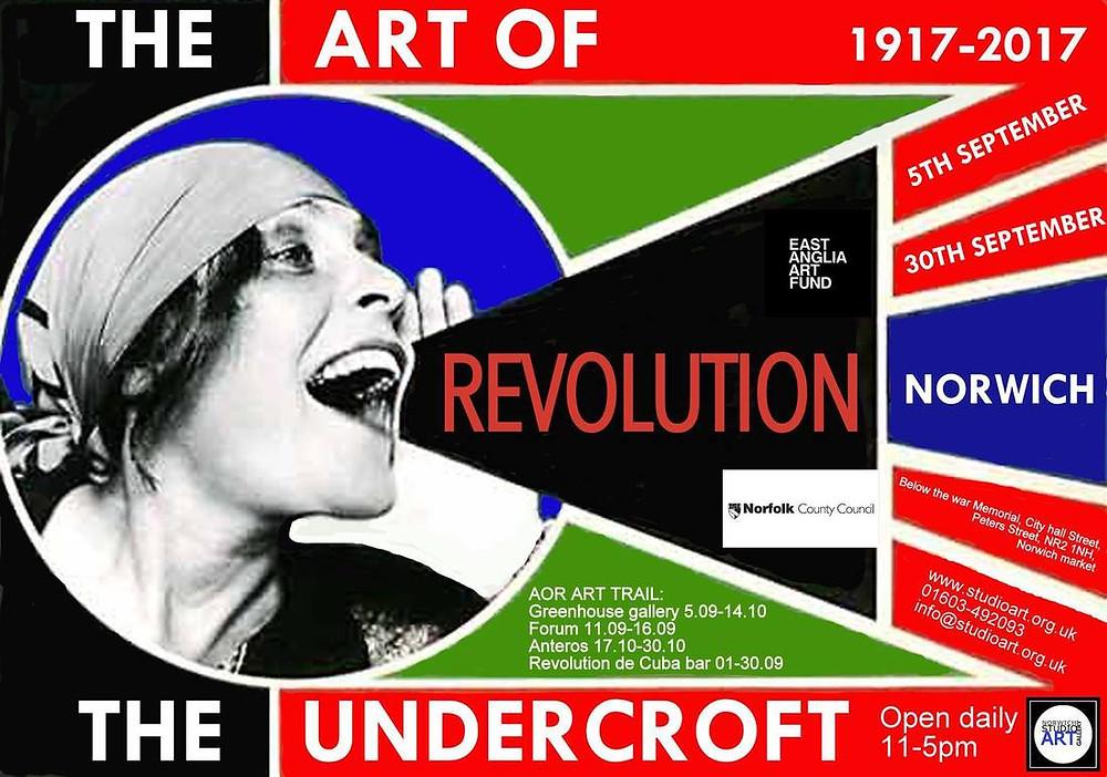 The Art of Revolution