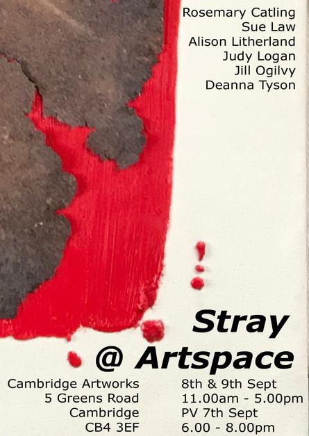 Stray @ ArtSpace