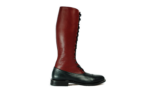 HESSE Double Tone Tall Boots