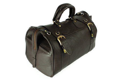 THELONIOUS Traveler Leather Bag
