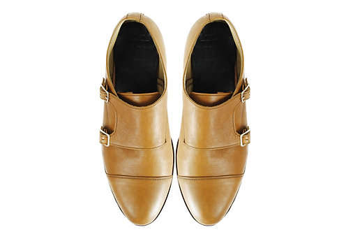 NIETZCHE  Women's Brown Leather