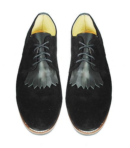 KEROUAC Women's Fringe Shoes