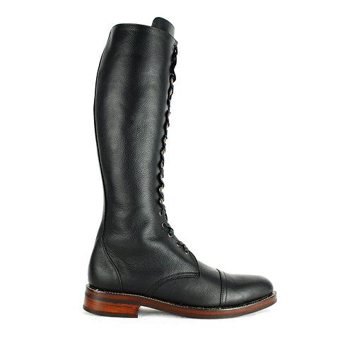 POE  Men's Cap Toe Tall Boots