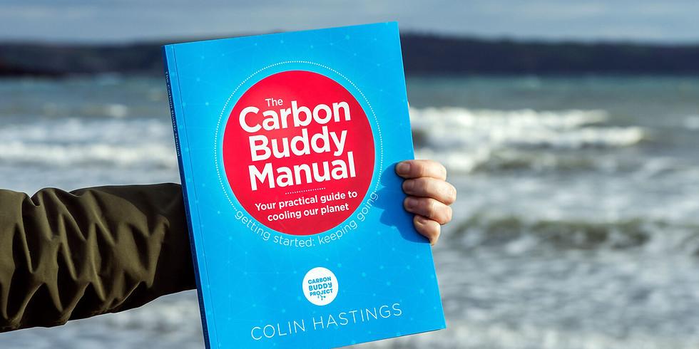 The Carbon Buddy Manual - Author Talk