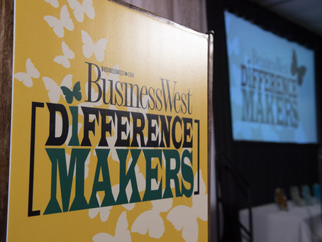 VIABILITY Sponsors Exceptional BusinessWest Difference Makers Award Ceremony