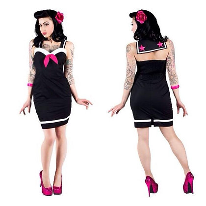 Ahoy Sailor dress