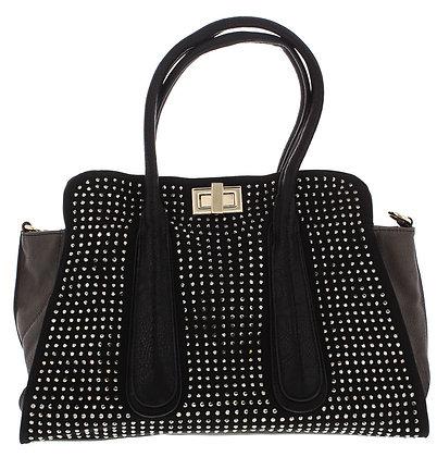 Delta Black Hand Bag