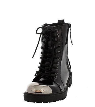 Rosalyn Black Boots