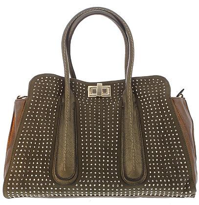 Delta Olive Bag