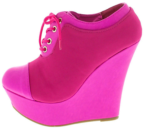 Magenta Fashion boot