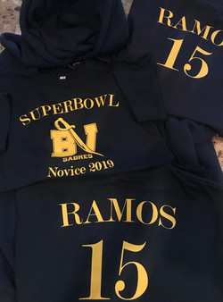 Sport Team T shirts