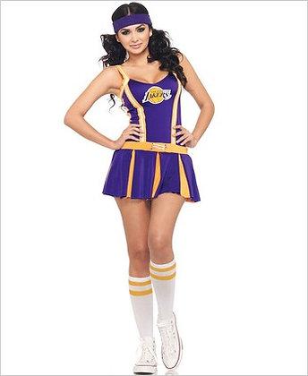 LA Lakers Cheerleader
