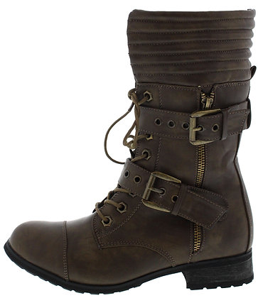 Atty Taupe boot