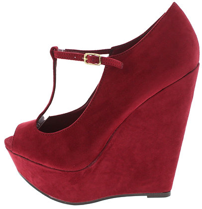 Cranberry Wedge