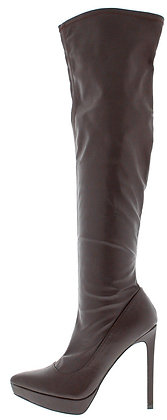 Grace Brown Fashion Boots