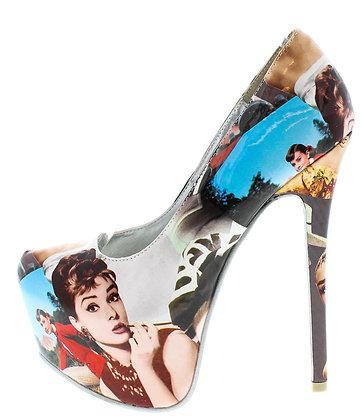 Audrey Multi heel