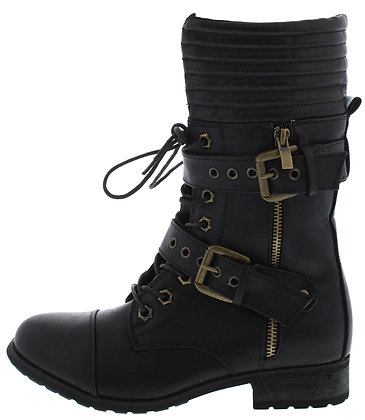 Atty Black Boot