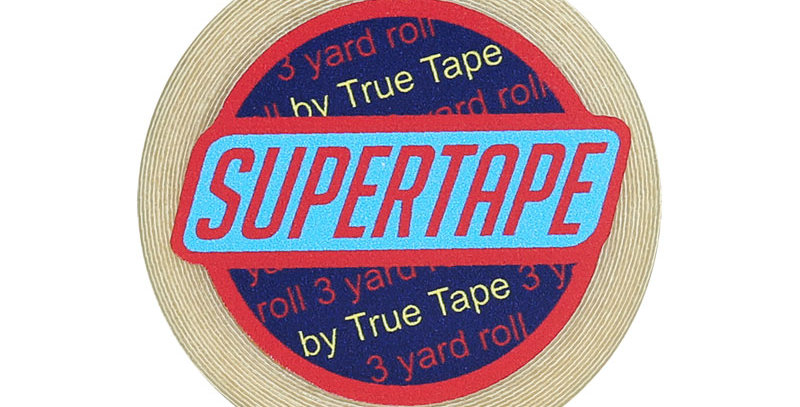 Supertape - Extended wear for up to 4-5 weeks.