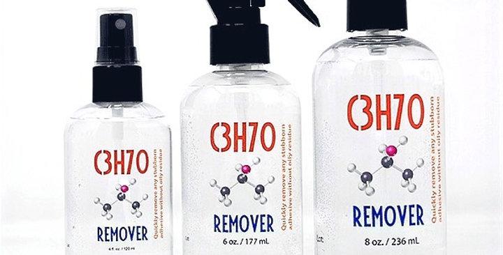 Quick release spray 'C3H70'